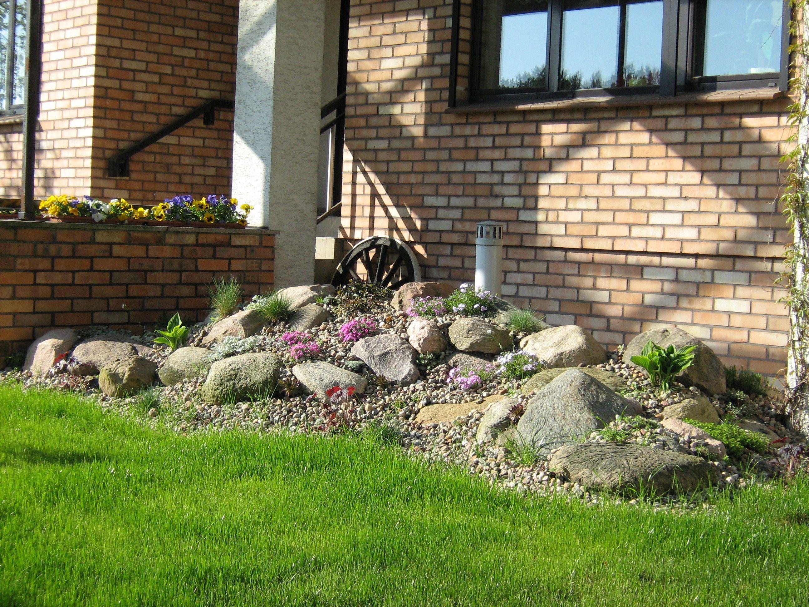 ogrody przydomowe skalniaki pictures - photo #14
